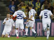 Maccabi Tel Aviv-Dynamo Kiev (Reuters)