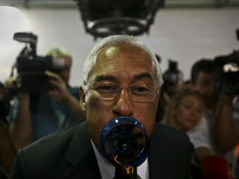 António Costa visita Fablab Lisboa [Lusa]