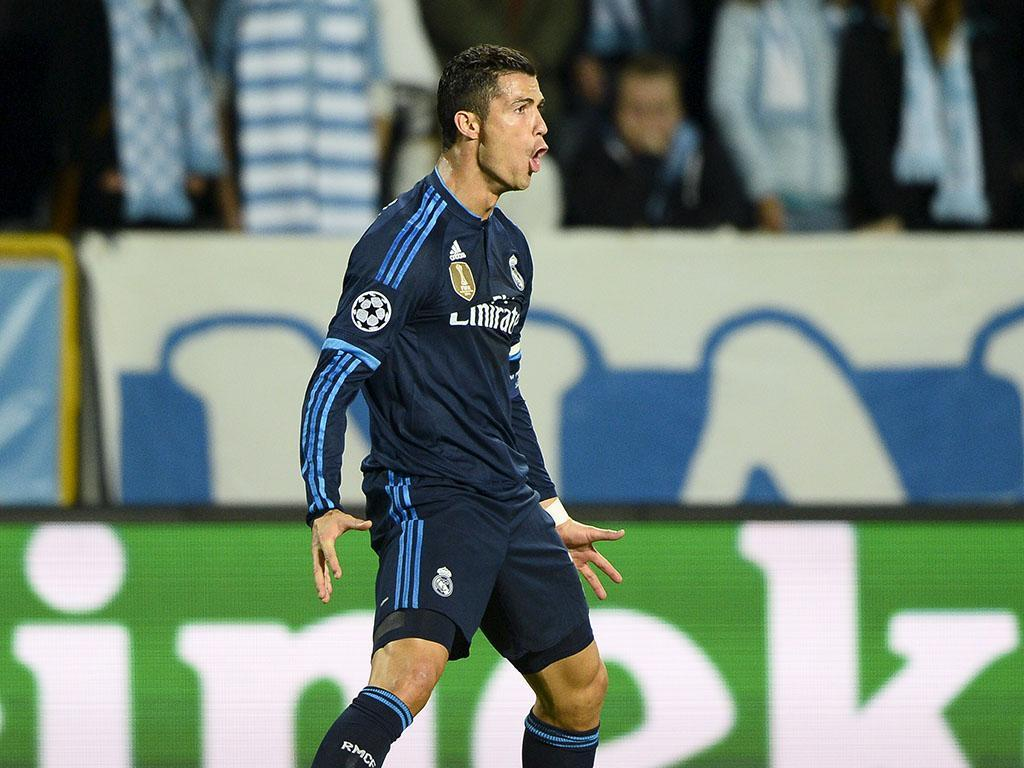 Malmo-Real Madrid (Reuters)