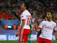 Atlético de Madrid-Benfica (Reuters)
