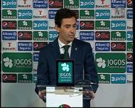 «Sporting vai tentar revalidar o penúltimo título»