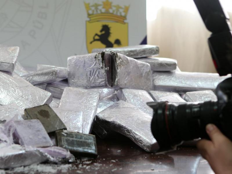 PSP desmantela rede de droga