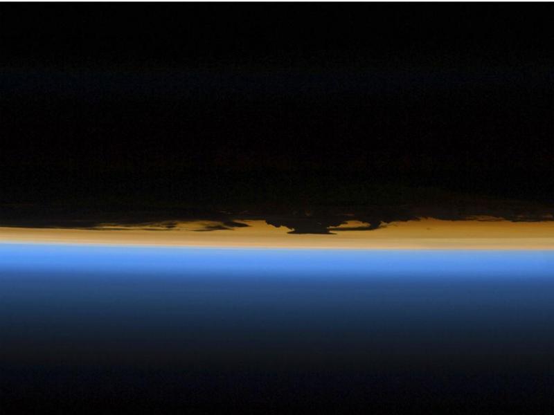 Atmosfera terrestre aos olhos da NASA