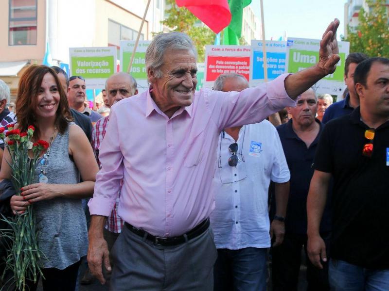 Jerónimo de Sousa no Barreiro