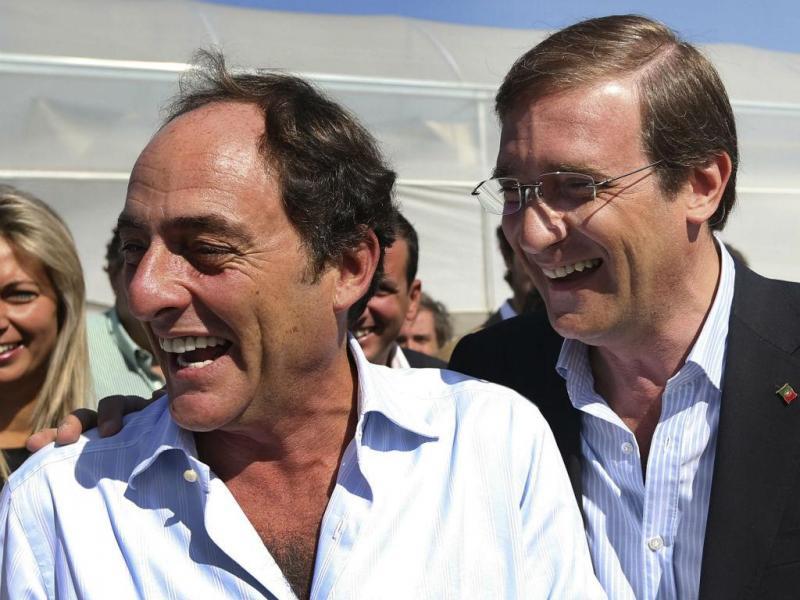 Passos Coelho e Paulo Portas
