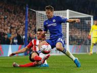Chelsea-Southampton (Reuters)