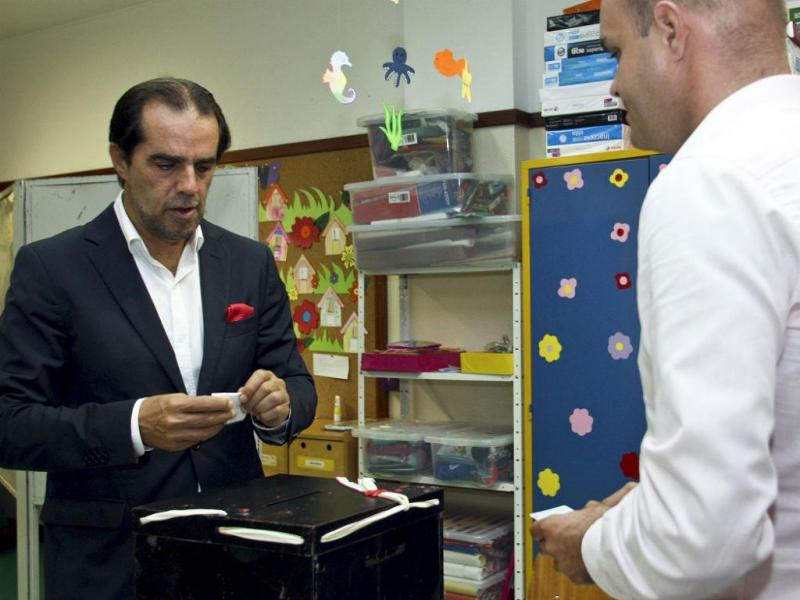 Legislativas 2015: Miguel Albuquerque