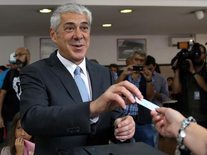Legislativas 2015: José Sócrates