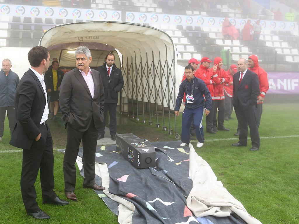 União da Madeira-Benfica (Lusa)