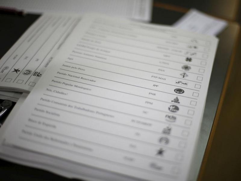 Eleições legislativas 2015