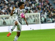 Juventus-Bolonha (Lusa)