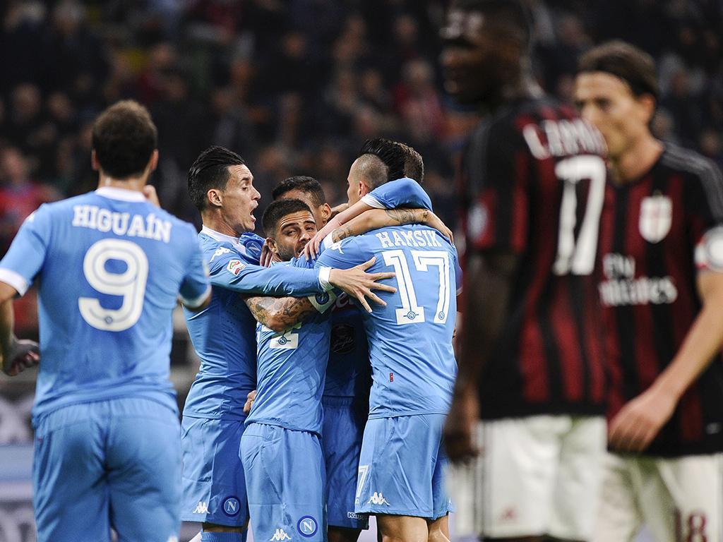 Milan-Nápoles (Reuters)