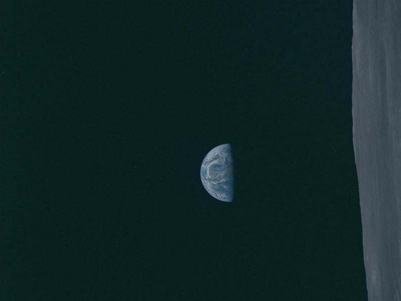 Fotos da missão Apollo 10