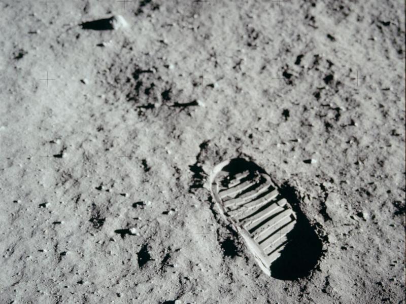 Fotos da missão Apollo 11