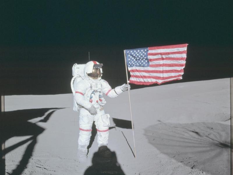 Fotos da missão Apollo 14