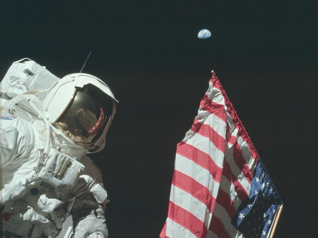 Fotos da missão Apollo 17