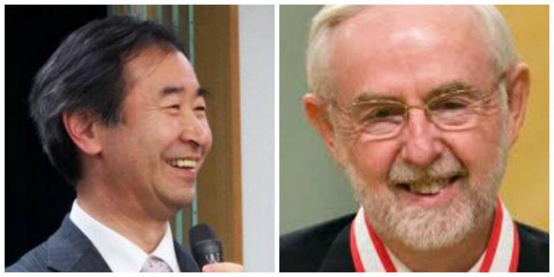 Takaaki Kajita e Arthur B. McDonald recebem Nobel da Física