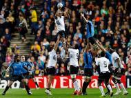 Mundial Râguebi: Fidji vs Uruguai (REUTERS)