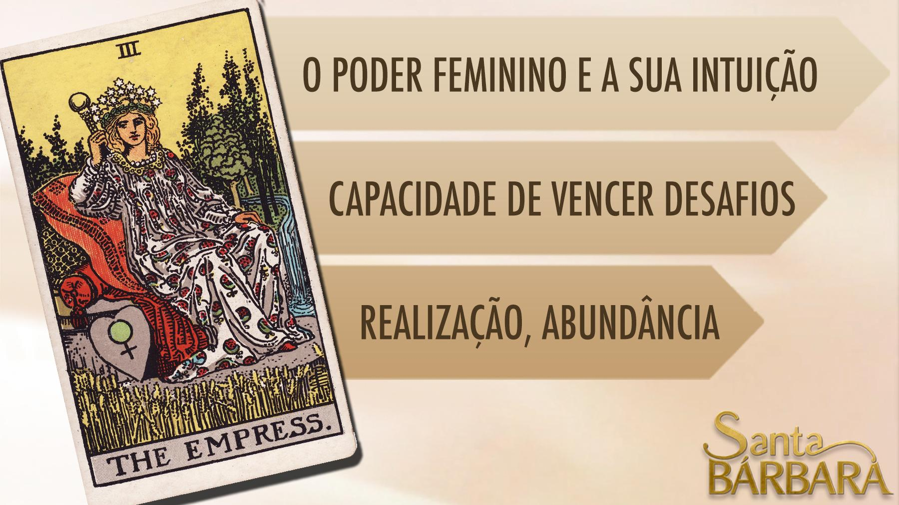 Carta do dia: A imperatriz