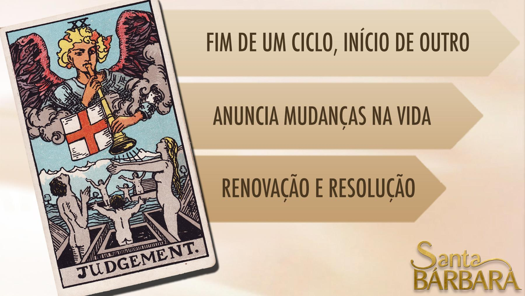 Carta do dia: O Julgamento