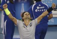Open da China: David Ferrer (REUTERS)