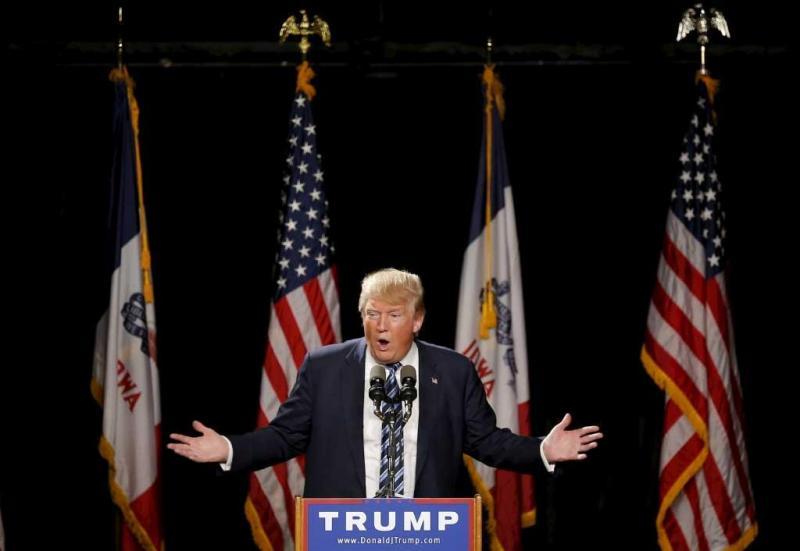 Donald Trump 07.10.2015 Foto: Reuters