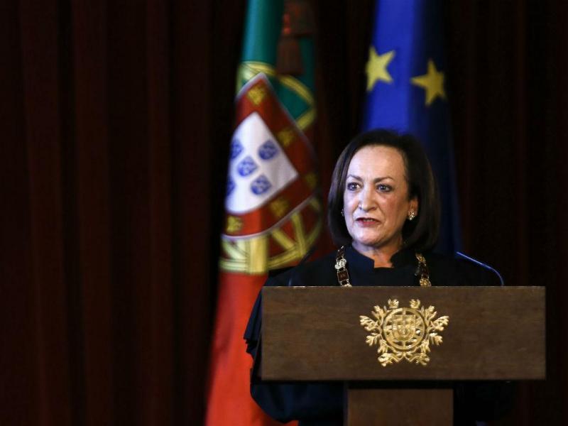 Joana Marques Vidal [Lusa]