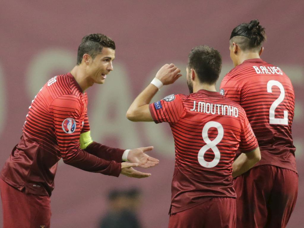e0b99cdb10 Moutinho sabe o que acontecerá na ausência de Ronaldo
