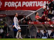 Portugal-Dinamarca (Lusa)