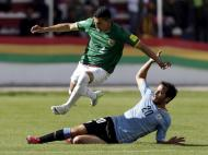 Bolívia-Uruguai (Reuters)
