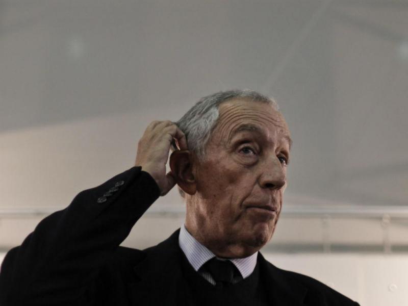 Marcelo Rebelo de Sousa [Lusa]