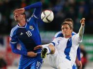 Finlândia-Irlanda do Norte (Reuters)