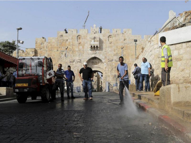 Polícia israelita mata homem que tentou esfaquear agente