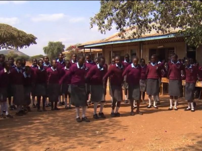 Fundação Samburu Girls