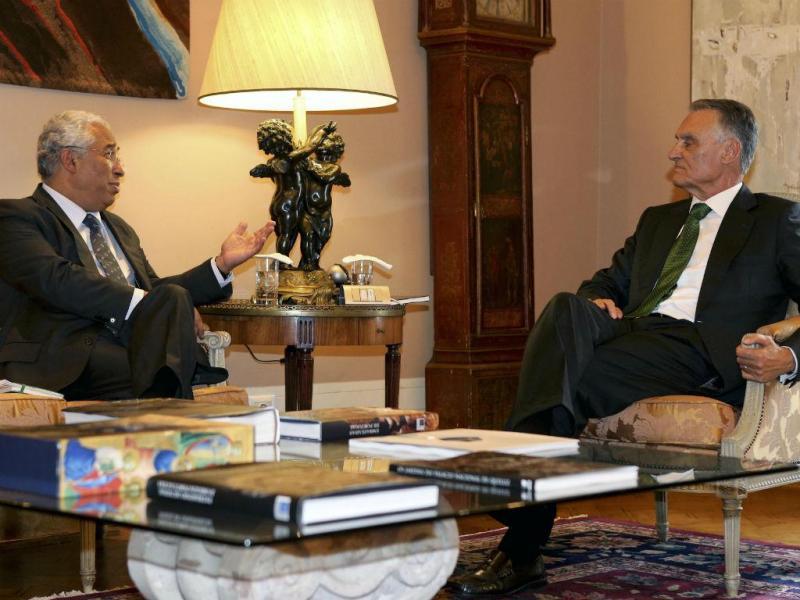 Cavaco Silva, recebe secretário-geral do PS, António Costa