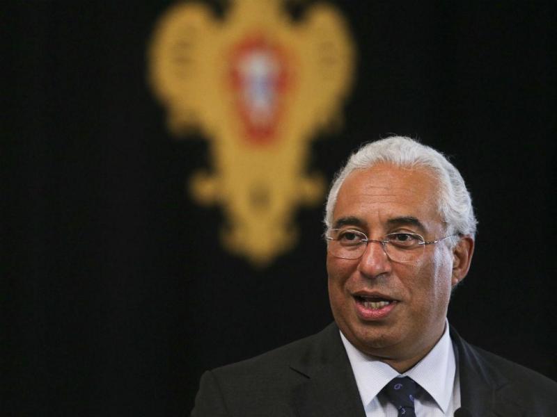 Cavaco Silva recebe António Costa