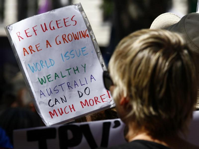 Crise dos refugiados (arquivo)