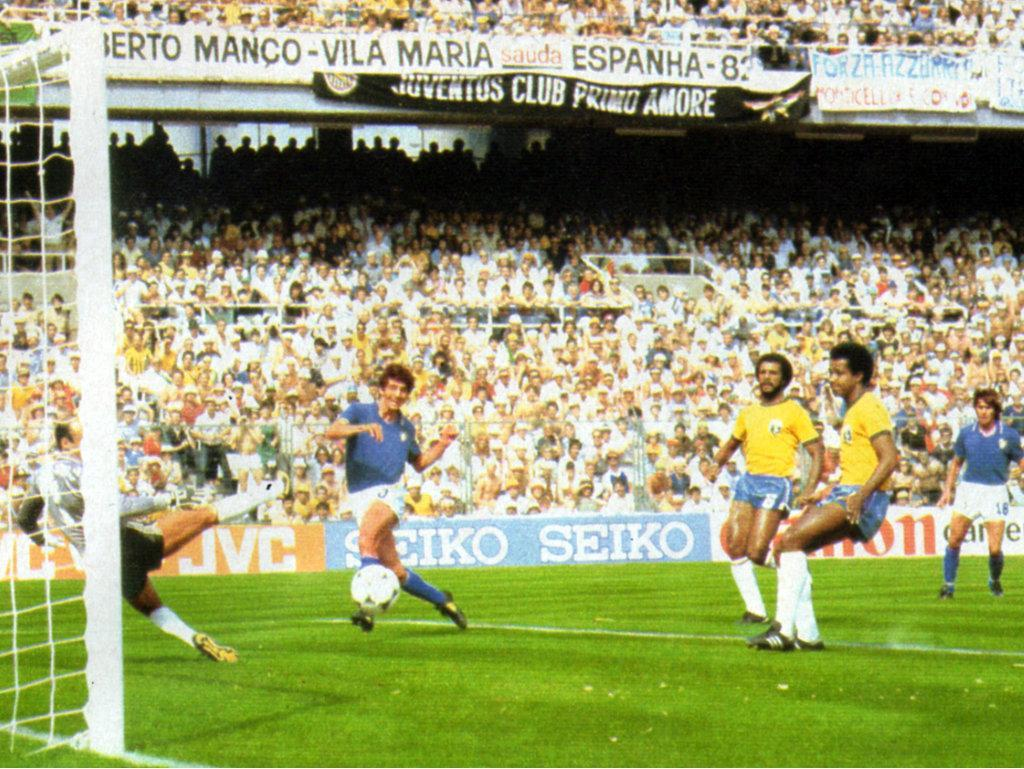 1982: Brasil-Itália