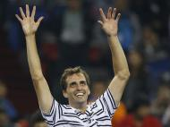 Masters Xangai em ténis (REUTERS)