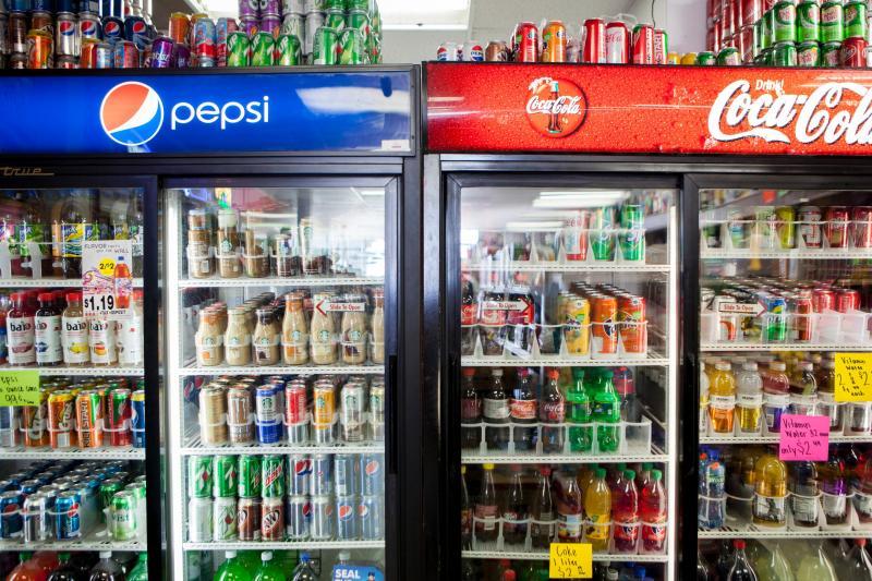 Pepsi e coca-cola querem investir em iogurtes