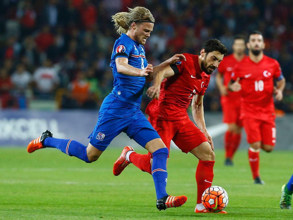 Turquia vs Islândia (REUTERS)