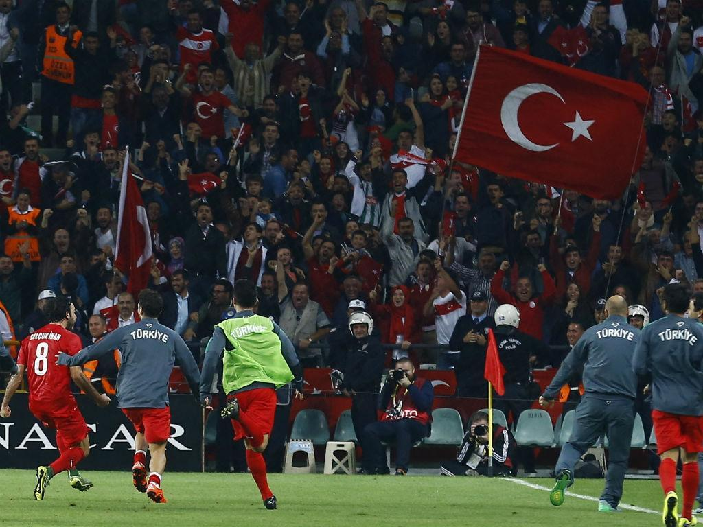 Turquia-Islândia (Umit Bektas / Reuters)