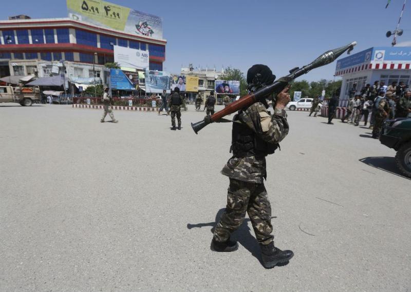 Kunduz no Afeganistão [Reuters]