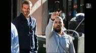 David Beckham está em Lisboa