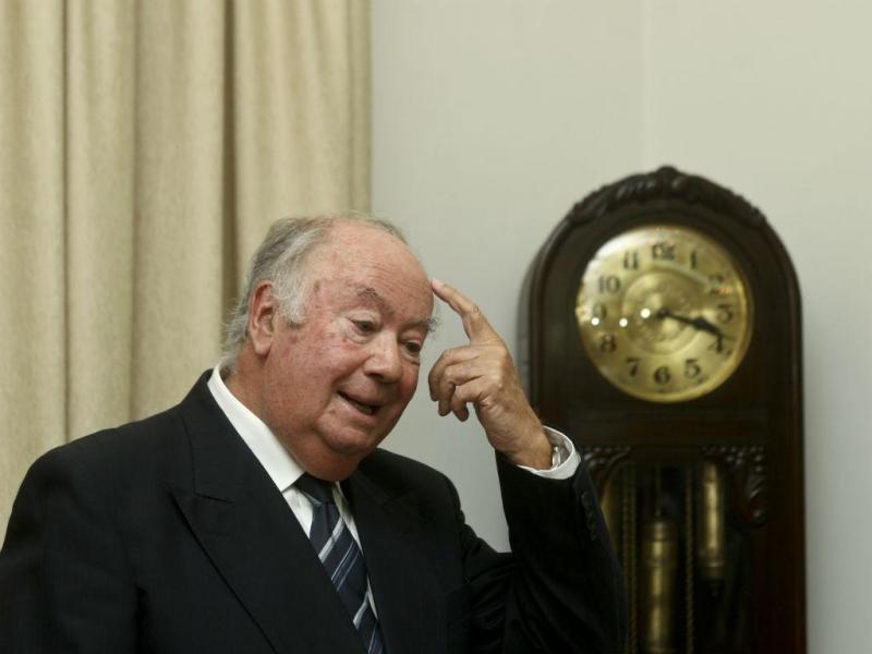 Alberto João Jardim (HOMEM DE GOUVEIA/LUSA)