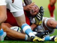 A dureza do Mundial de râguebi (REUTERS)