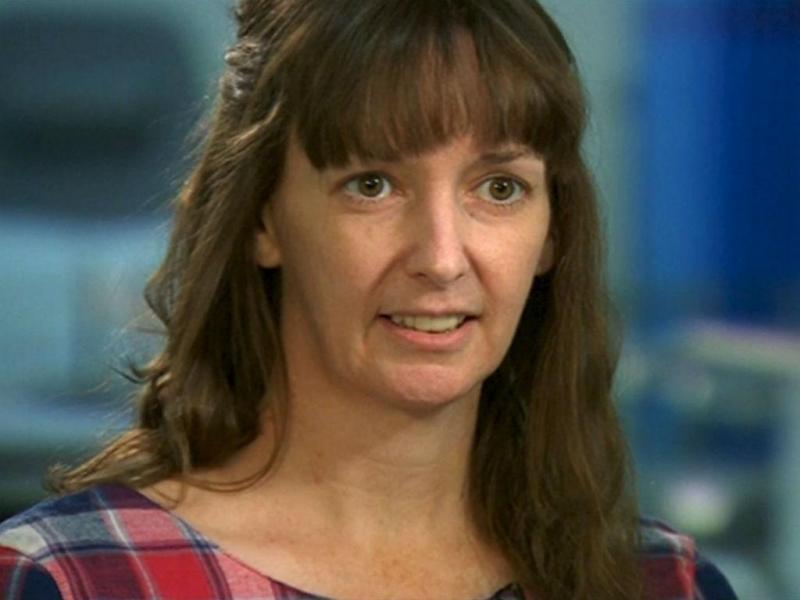 A enfermeira britânica Pauline Cafferkey