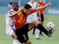 Raul na seleção espanhola (Reuters)
