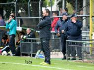 Ricardo Sousa na AD Sanjoanense (Foto Daniel Oliveira/ads.pt)