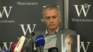 Mourinho lança livro em Londres